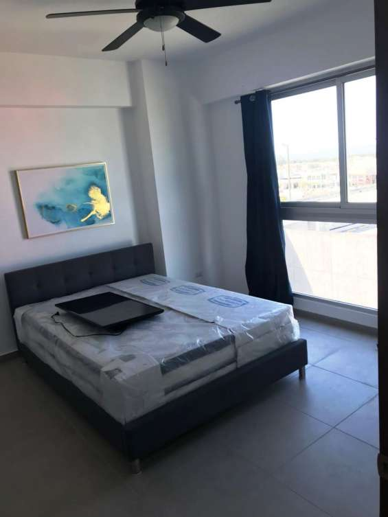 Serralles apartamento amueblado de 1 habitacion en alquiler
