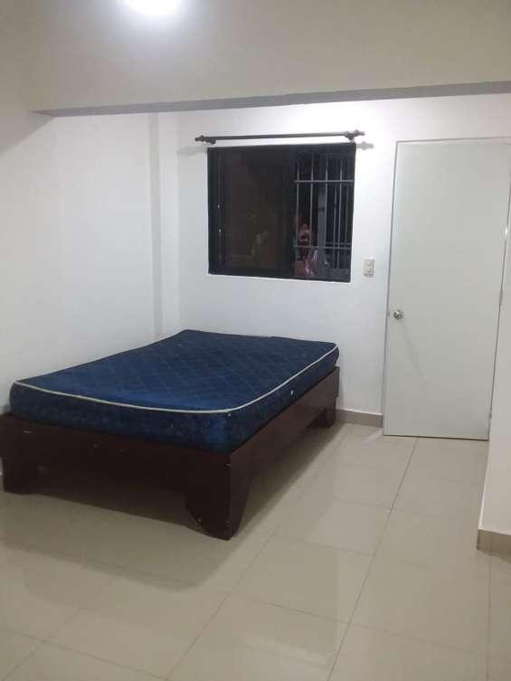 Apartamento estudio amueblado  en  zona universitaria en alquiler
