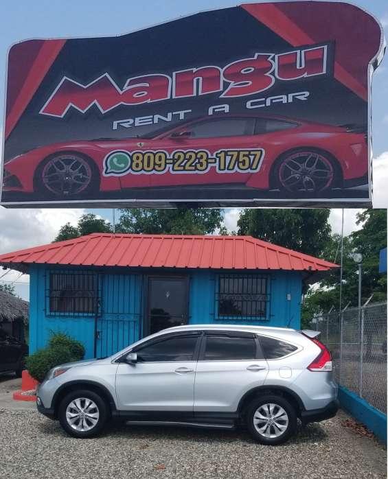 Alquiler de vehículos en santiago rep. dom mangu, rent, a car